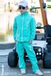 Детский плащевый костюм 15581