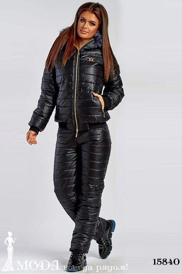 Лыжный костюм 15840