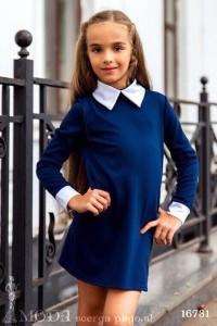 Платье для девочки 16731