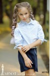 Юбка-шорты для девочки 16752