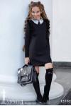 Школьное платье для девочки 16762