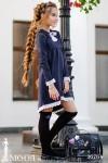 Школьное платье для девочки 16764
