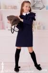 Школьное платье для девочки 16778