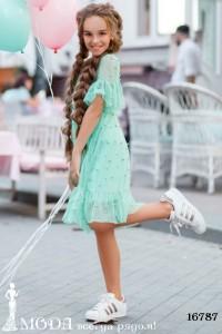 Праздничное платье для девочки 16787