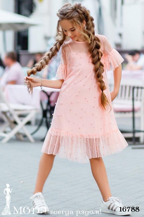 Праздничное платье для девочки 16788