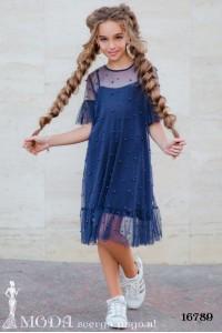 Праздничное платье для девочки 16789