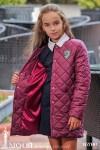 Стеганная куртка на девочку 16790