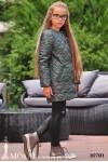 Стеганная куртка на девочку 16791
