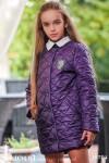 Стеганная куртка на девочку 16794