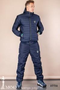 Теплый костюм на синтепоне 17711