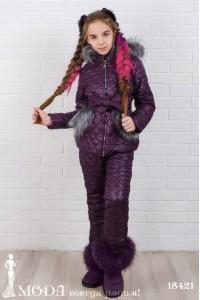 Зимний костюм 18421