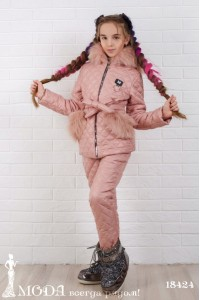Зимний костюм 18424