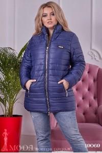 Большая куртка 19069