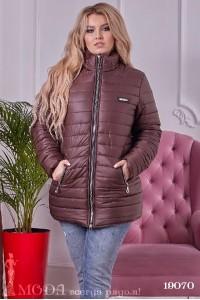 Большая куртка 19070