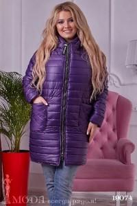Большая куртка 19074