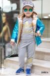 Детский спортивный костюм тройка 19864