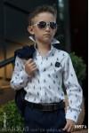 Рубашка на мальчика 19874