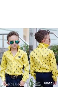 Рубашка на мальчика 19875