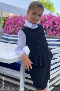 Школьный сарафан 19888