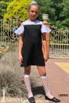 Школьное платье-сарафан 19892
