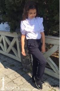 Нарядная блузка для девочки 19894