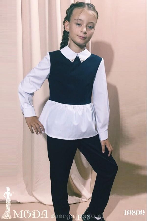 Брючный костюм на девочку 19899