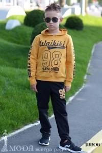 Спортивный костюм на ребенка 19906