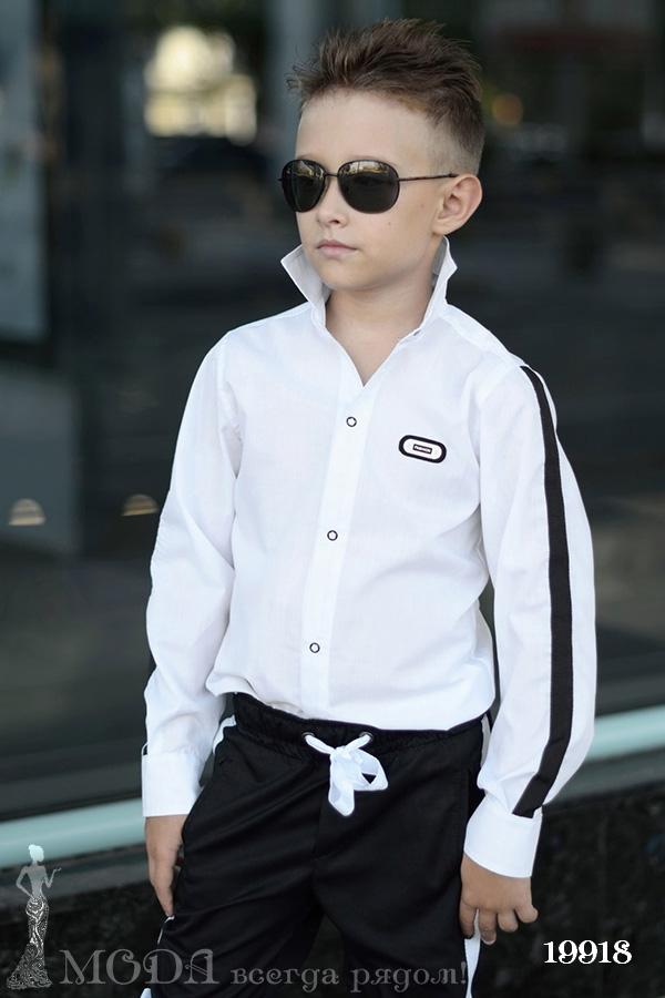 Рубашка на мальчика 19918