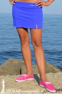 Спортивная юбка-шорты 6153