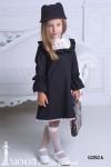 Стильное платье для девочки 12824